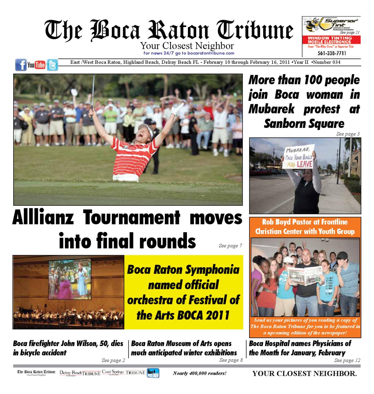0733583a5a The Boca Raton Tribune ED 34 by The Boca Raton Tribune - issuu