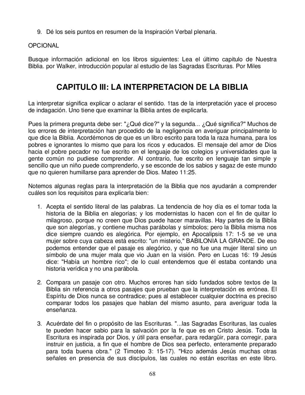 Hermeneutica e introduccion Biblica by Valentinre espinosa - issuu