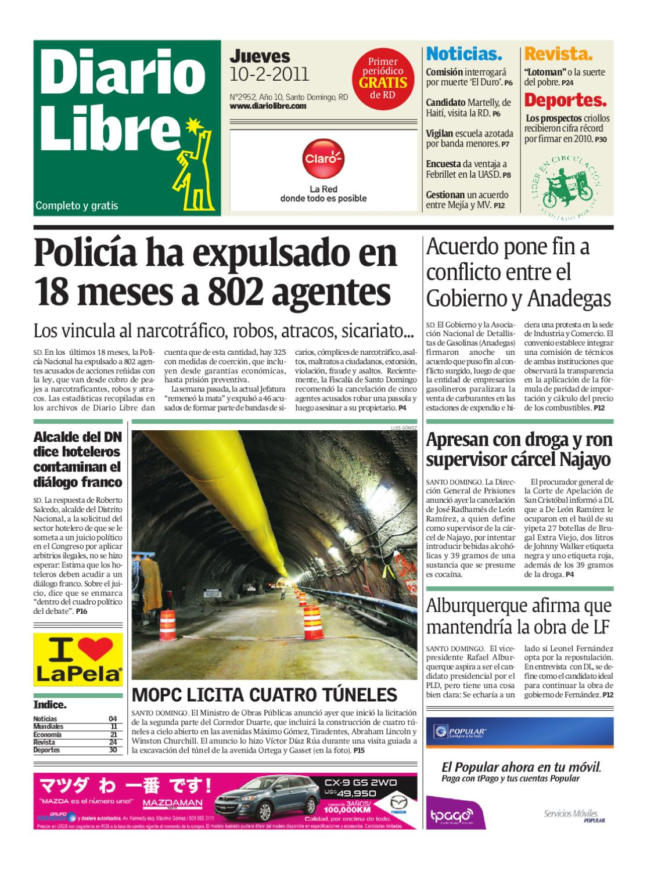 Diariolibre29512 by Grupo Diario Libre, S. A. - issuu