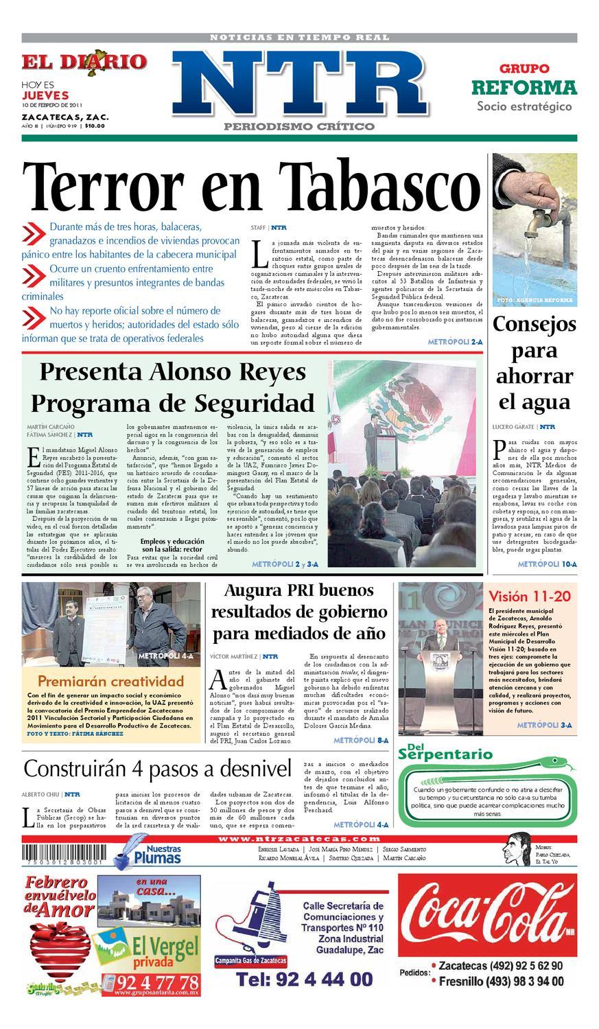 buy popular 17297 f3baa El Diario NTR by NTR Medios de Comunicación - issuu