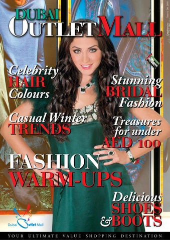 b3ffb0cc1f Dubai Outlet Mall magazine by Dubai Outlet Mall - issuu