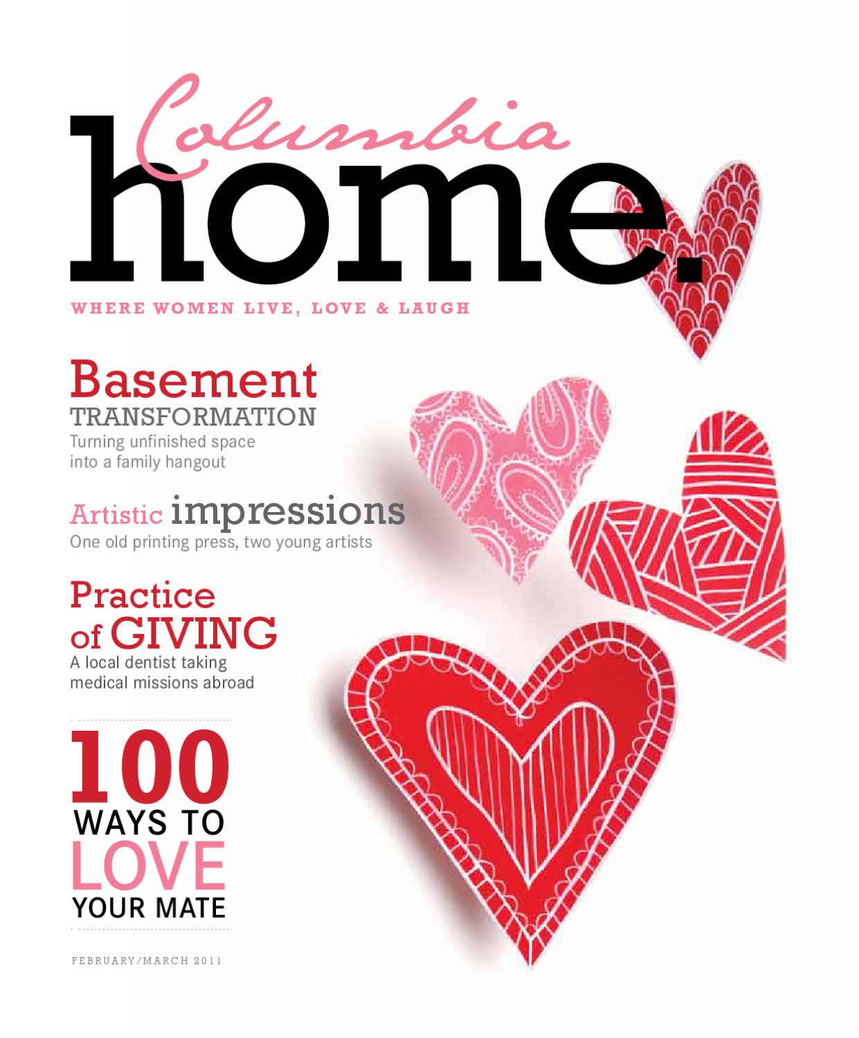 7ba5b71f5c Columbia Home Magazine - February March 2011 by Business Times Company -  issuu