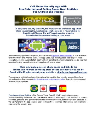 Android Security App News by Will Rodgers - issuu