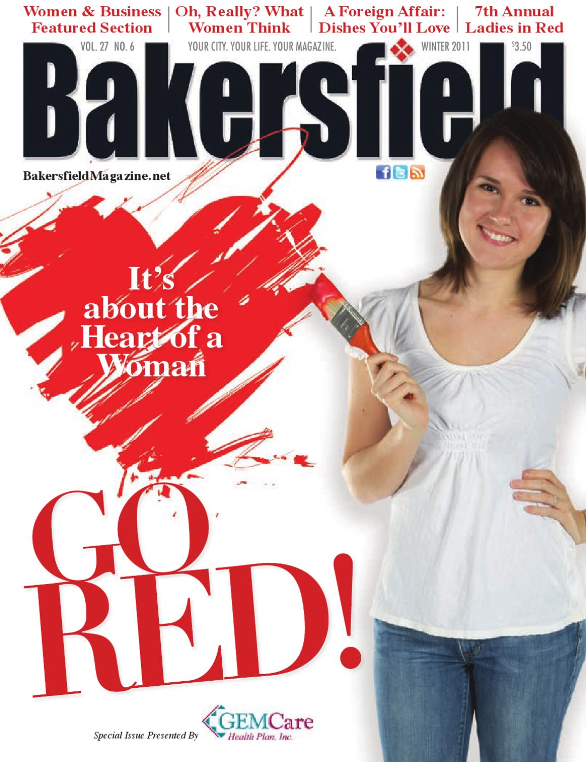 Bakersfield Magazine • 27-6 • Go Red! Women & Business by ...