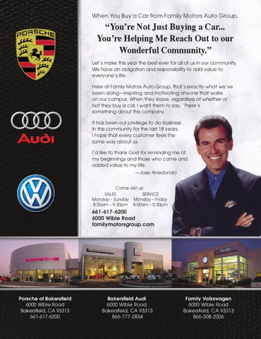 Family Motors Bakersfield >> Bakersfield Magazine 27 6 Go Red Women Business By