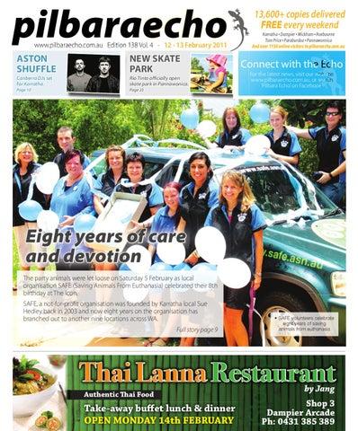 Pilbara Echo Edition 138 February 12
