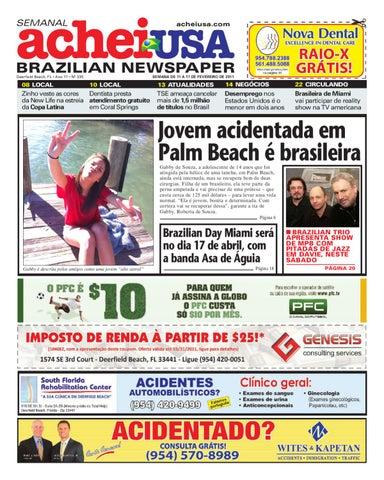 d88c37cc3a2 AcheiUSA 498 by AcheiUSA Newspaper - issuu