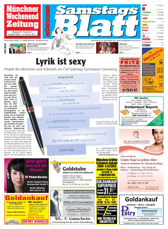 KW 06-2011 by Wochenanzeiger Medien GmbH - issuu