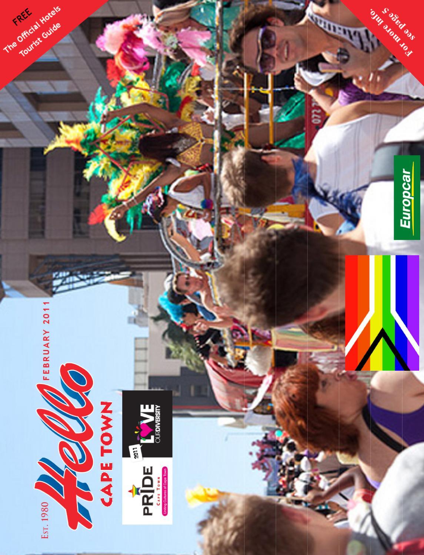 Hello Cape Town Magazine February 2011 By Hello Cape Town