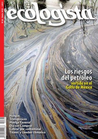 09c7a1ed3d4cc El Ecologista nº 66 by Revista El Ecologista - issuu