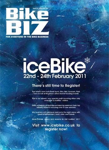 BikeBiz February 2011 - Issue 61 by Intent Media (now Newbay Media ... 4a58eaf9d