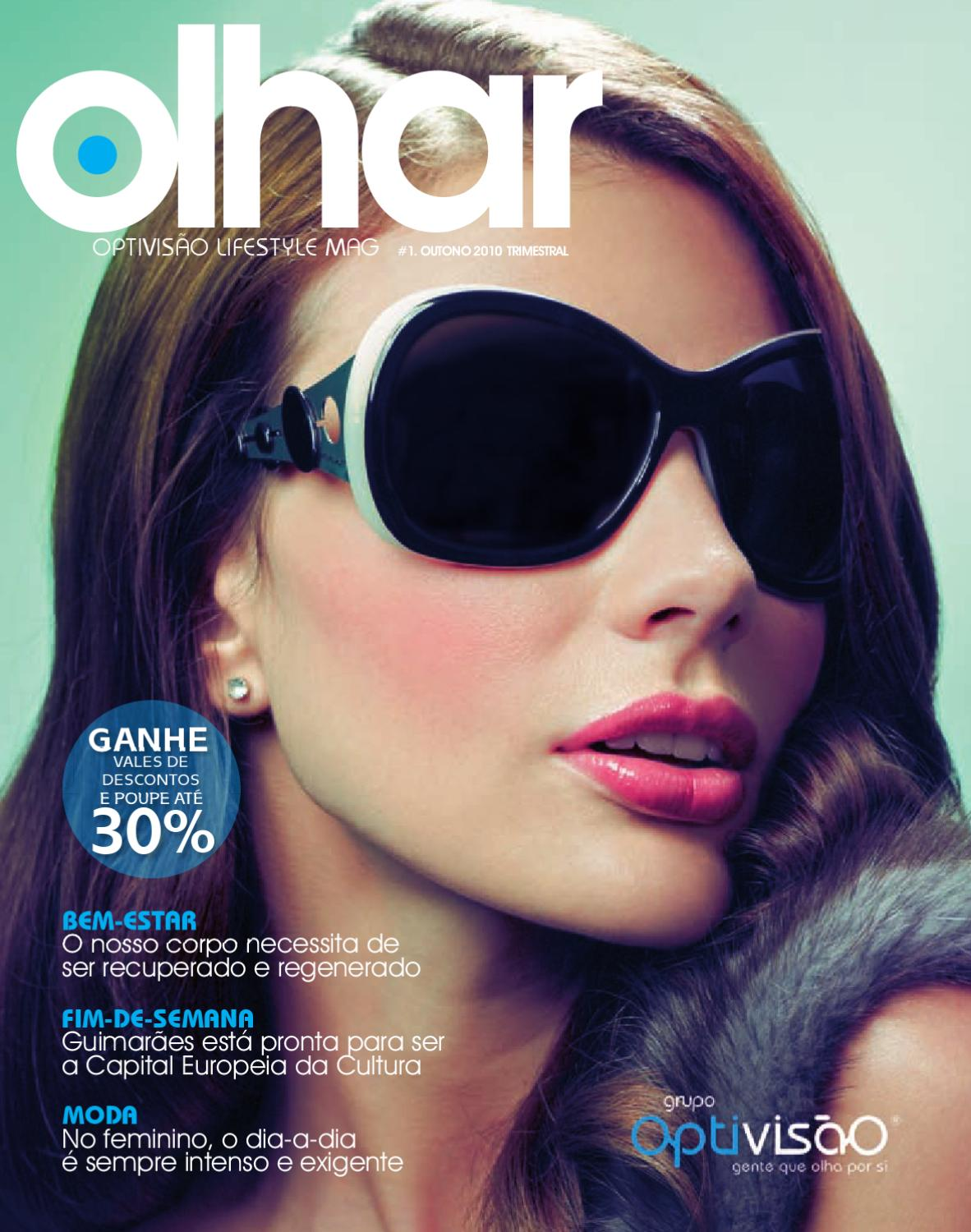 Revista Olhar n.1 by Optivisão - issuu 3eeb68fa7d
