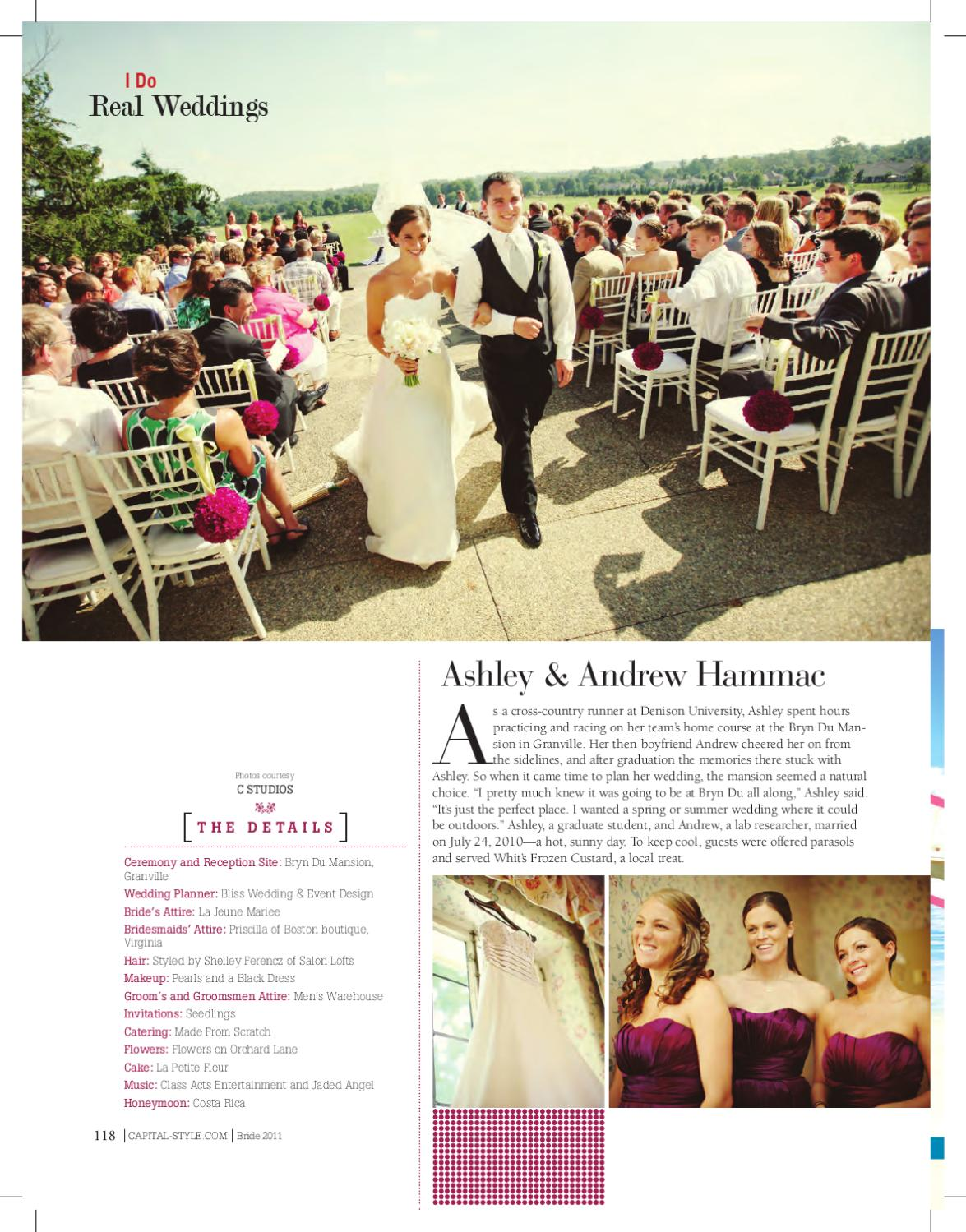 Capital Style Bride by The Columbus Dispatch - issuu