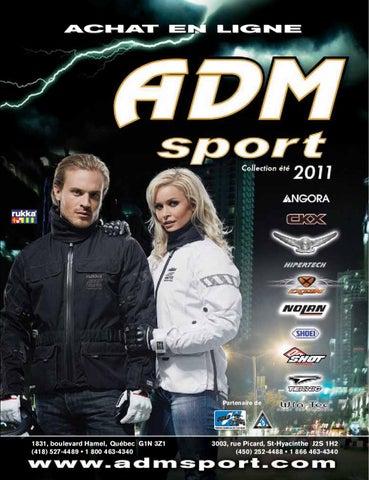 ADM Sport - Été 2011 by ADM Sport - issuu 724a4cf5970