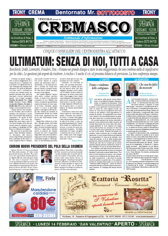 f3a6399b75d4 Il Piccolo del Cremasco by promedia promedia - issuu