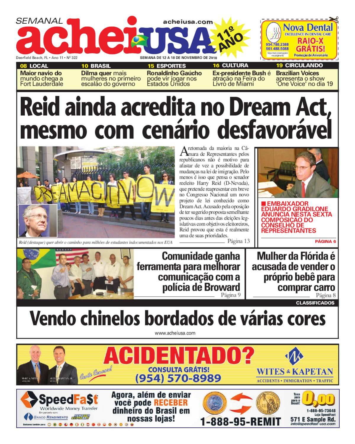 AcheiUSA 322 by AcheiUSA Newspaper - issuu bac8977b3f