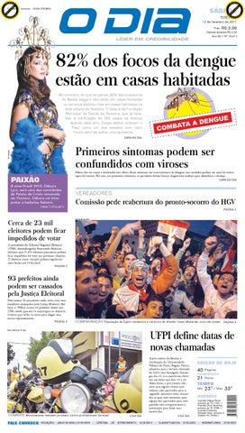 3488ab822 Jornal O DIA by Jornal O Dia - issuu