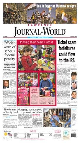 Lawrence Journal-World 02-12-11 by Lawrence Journal-World - issuu 6177ee90d