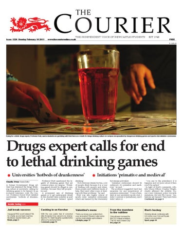 e1291ceef The Courier by The Courier Online - issuu