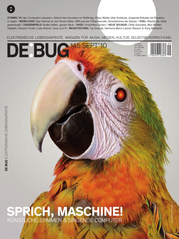 DE:BUG 145 by Lars Hammerschmidt - issuu