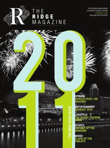39b25dd42ab36 THE RIDGE - January 2011 Issue by THE RIDGE - issuu