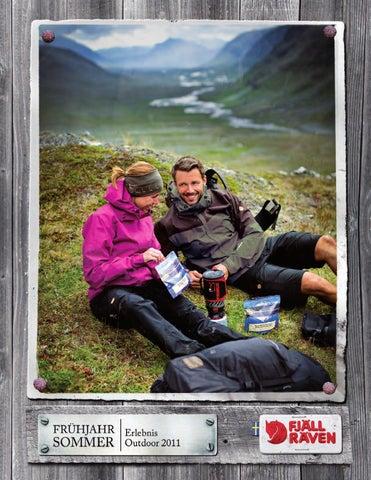Bergzeit präsentiert FJÄLLRÄVEN
