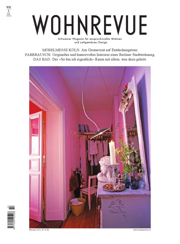 Wohnrevue 02 2011
