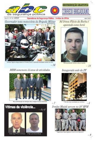 JCB 159 Abr2005 by Estante virtual do jornal Correio Brigadiano ... 39e95de18d9