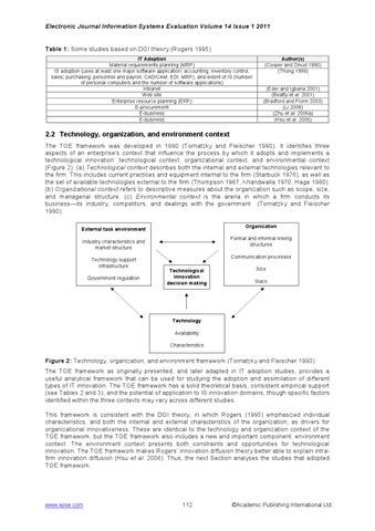 literature review of erp systems