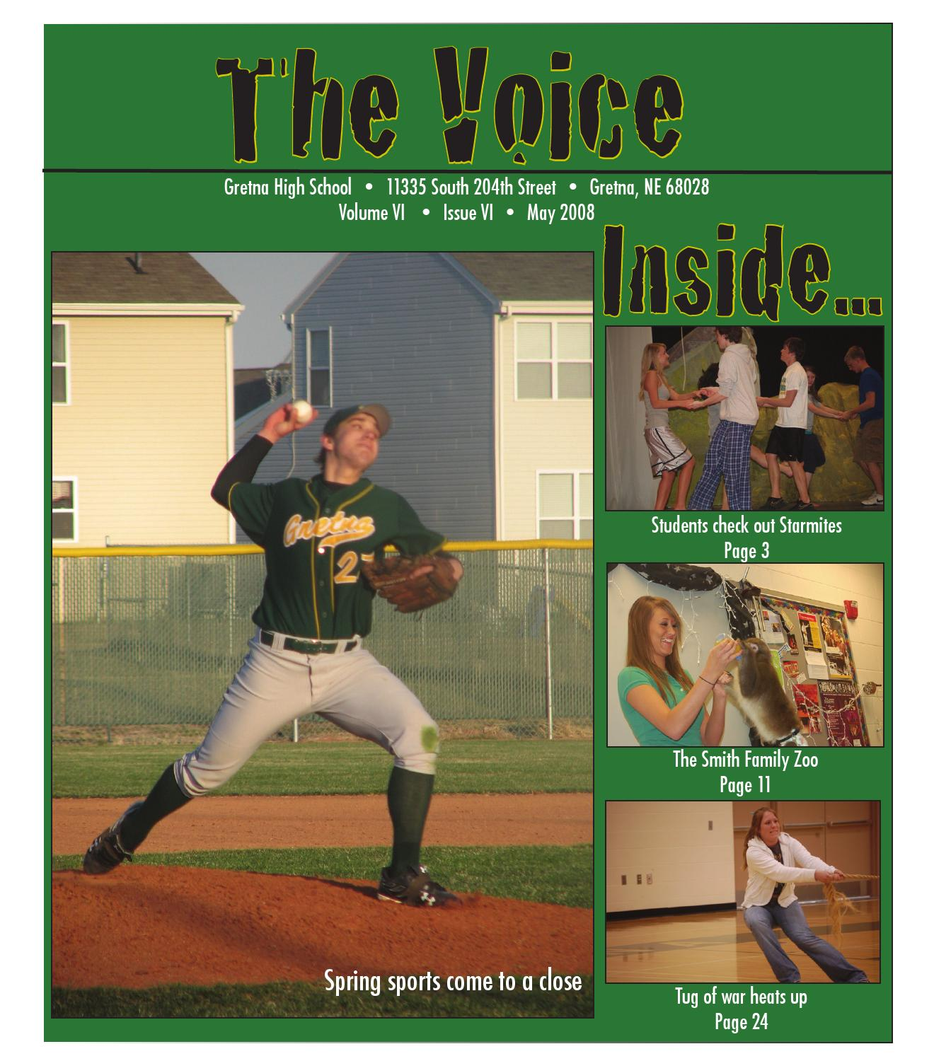 ghs the voice may 2008 by gretna high issuu