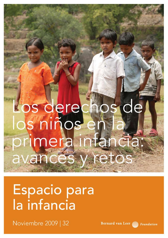 Los derechos de los niños en la primera infancia  avances y retos by  Bernard van Leer Foundation - issuu e40ca1fea1f49