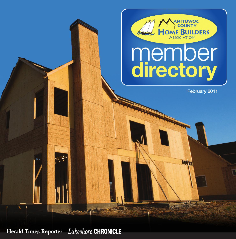 Wisconsin Home Builder: Manitowoc Home Builders Member Directory By Gannett