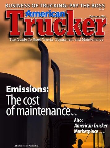 American Trucker Central February Edition