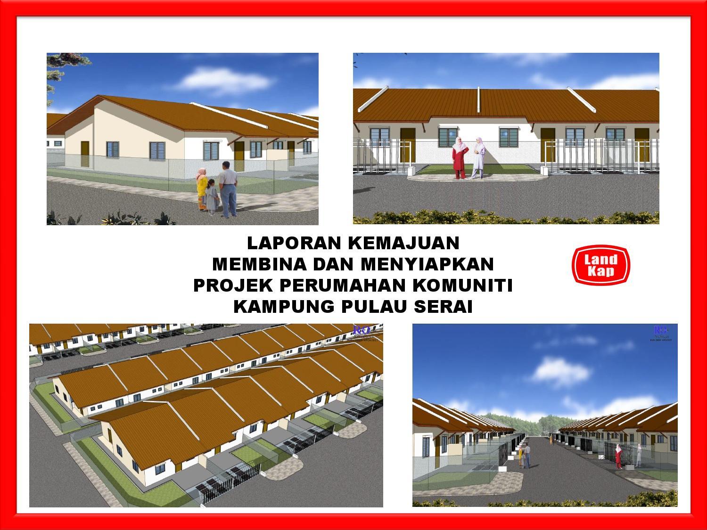 Laporan Kemajuan Membina Dan Menyiapkan Rumah Komuniti Pulau Serai 1 By Hirklins Alpa Issuu