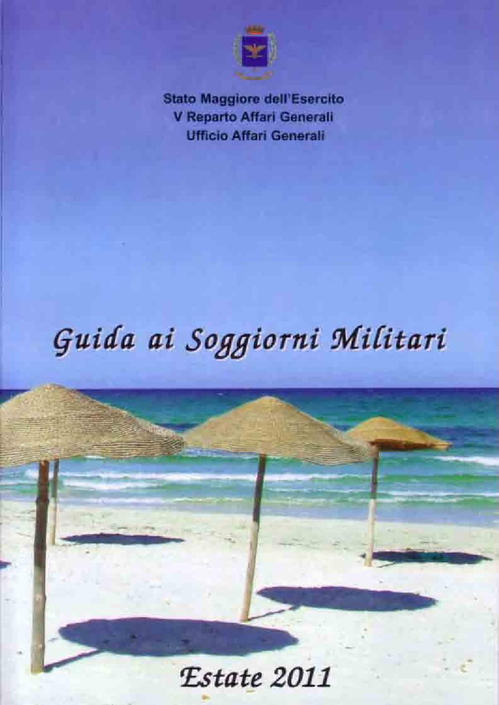 Guida ai Soggiorni Militari by federico gamboni - issuu