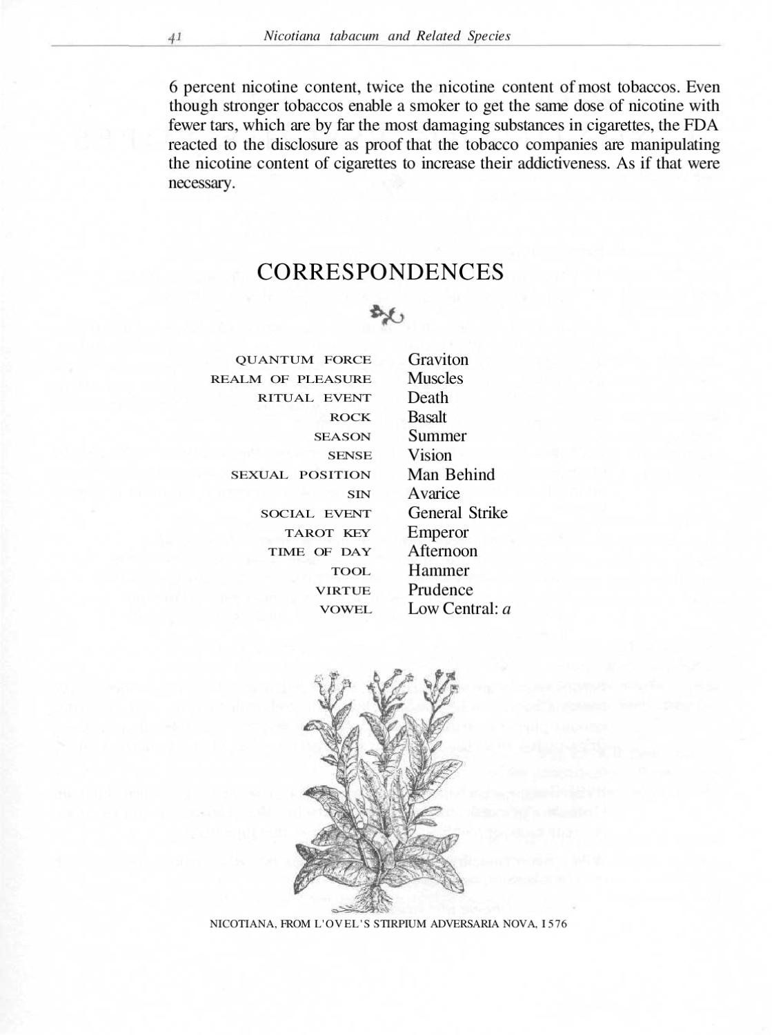 Plant Powers, Poisons & Herbcraft (psychotropic & psychedelic plants