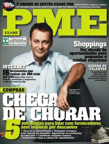 014cbfb834e EXAME PME- Edição 32 by Revista EXAME - issuu