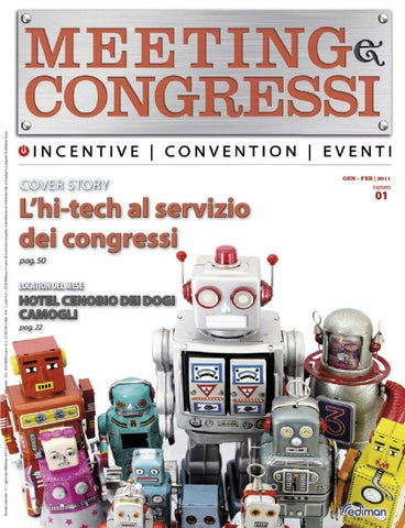 Meeting e Congressi - Gen Feb 2011 by Ediman - issuu a3bb2172b242