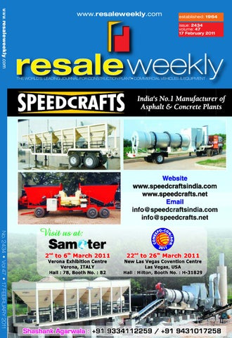 0db2940637 Resale Weekly 2434 by Resale Weekly - issuu