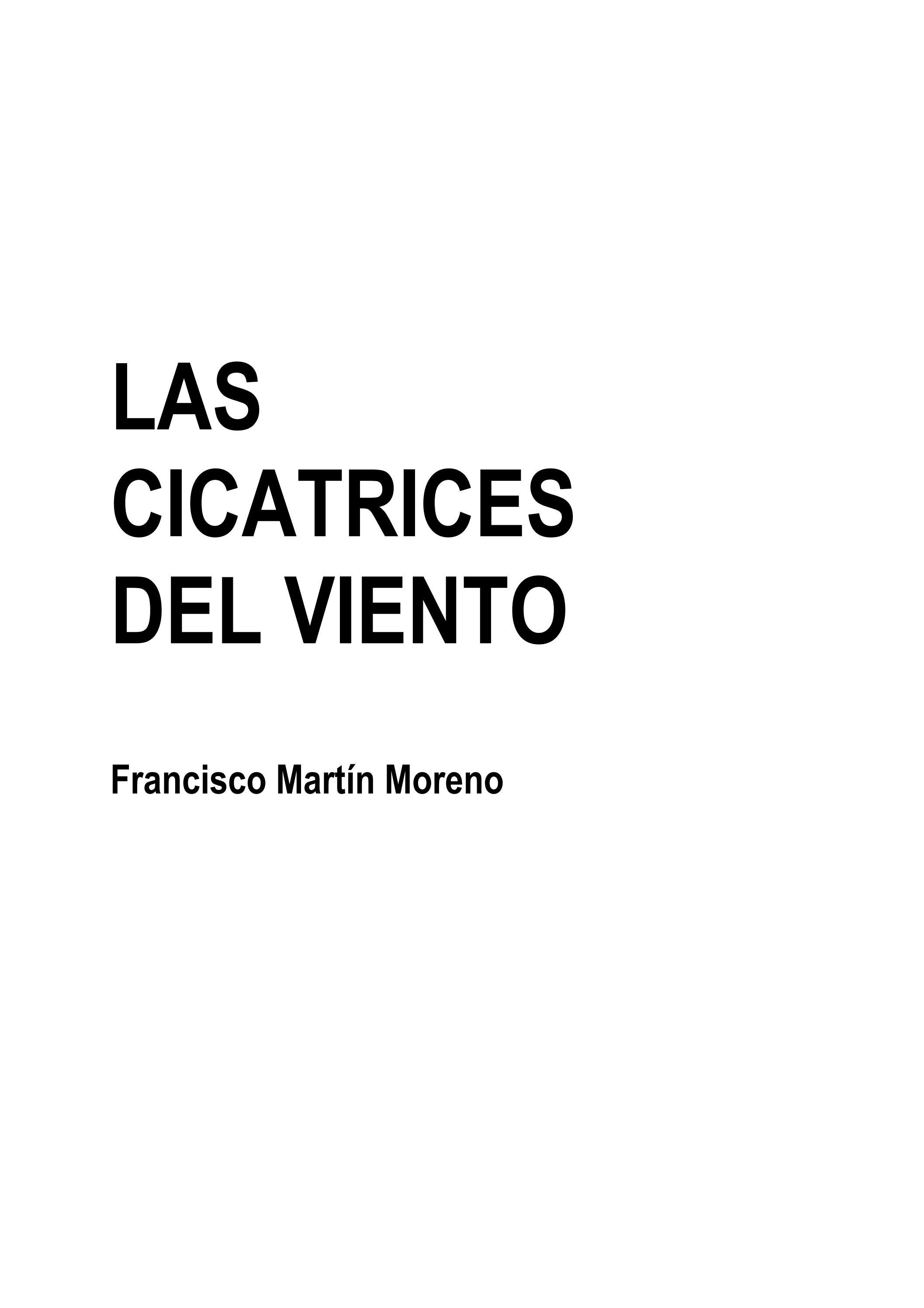 Las Cicatrices Del Viento By Manuel Vazquez Issuu