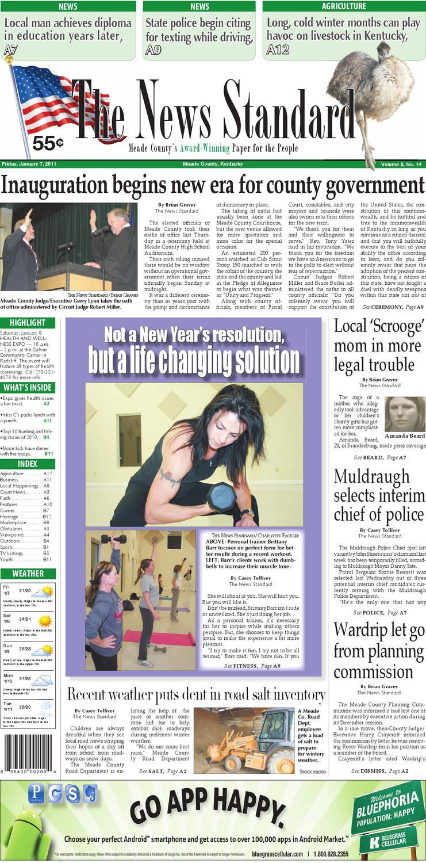 Jessica Naomee 2011.01.07 the news standardthe news standard - issuu