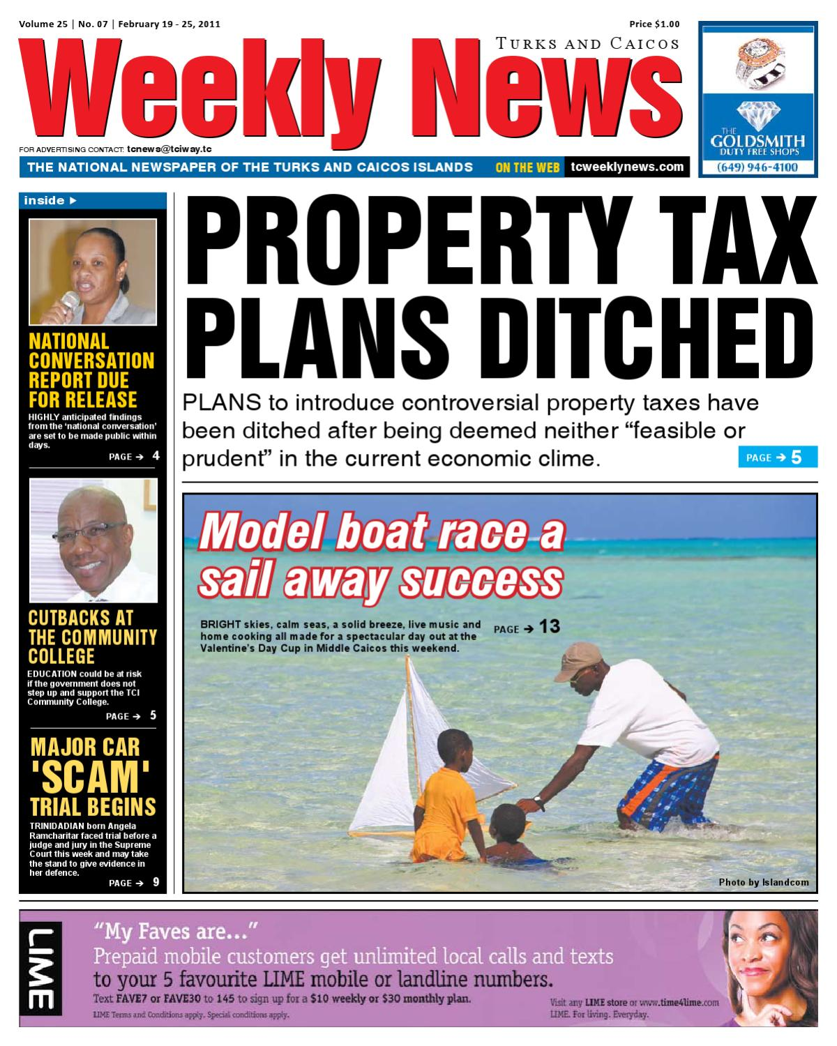 Turks and caicos weekly news by tc weekly news issuu malvernweather