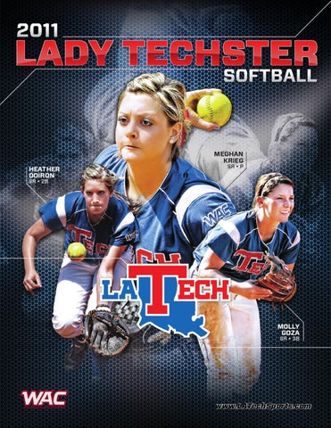 2018 Louisiana Tech Softball Media Guide by Louisiana Tech Athletics - issuu