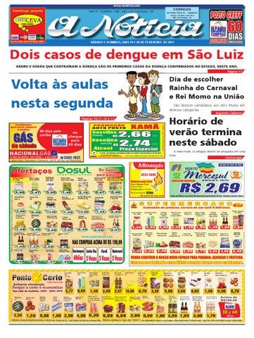 Edição dos dias 19 e 20 de fevereiro de 2011 by Jornal A Notícia - issuu 076a2b919c