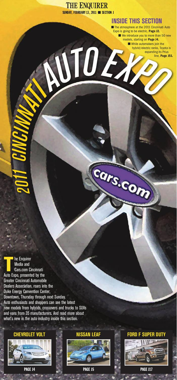 Preview 2011 Cincinnati Auto Expo By Enquirer Media Issuu 2007 Honda Crv Resonator Chamber Components Parts Diagram Car