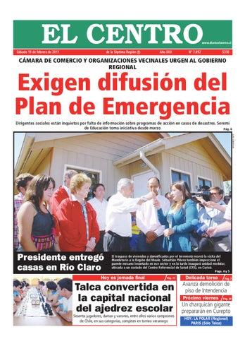 a370afc4b0e diario 19-02-2011 by Diario El Centro S.A - issuu