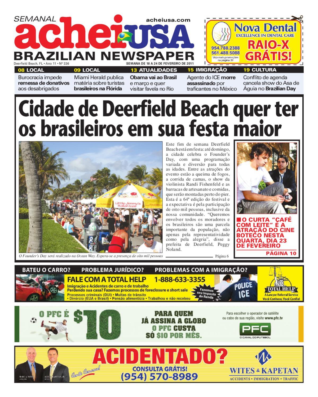 c1b1b70dcc AcheiUSA 336 by AcheiUSA Newspaper - issuu