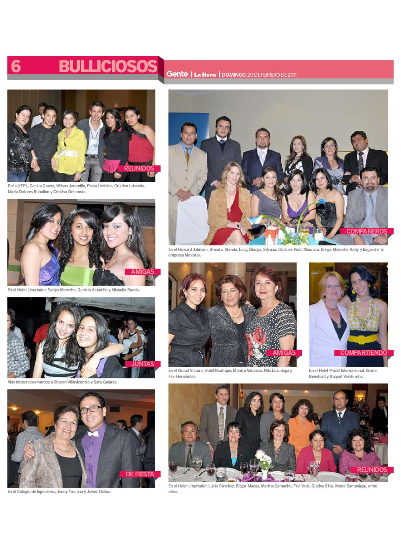 def06941bae Diario La Hora Zamora 20 de Feb de 2011 by Diario La Hora Ecuador - issuu