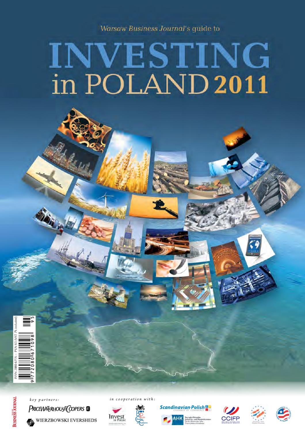 Investing In Poland 2011 Warsaw Business Journal By Enterprise