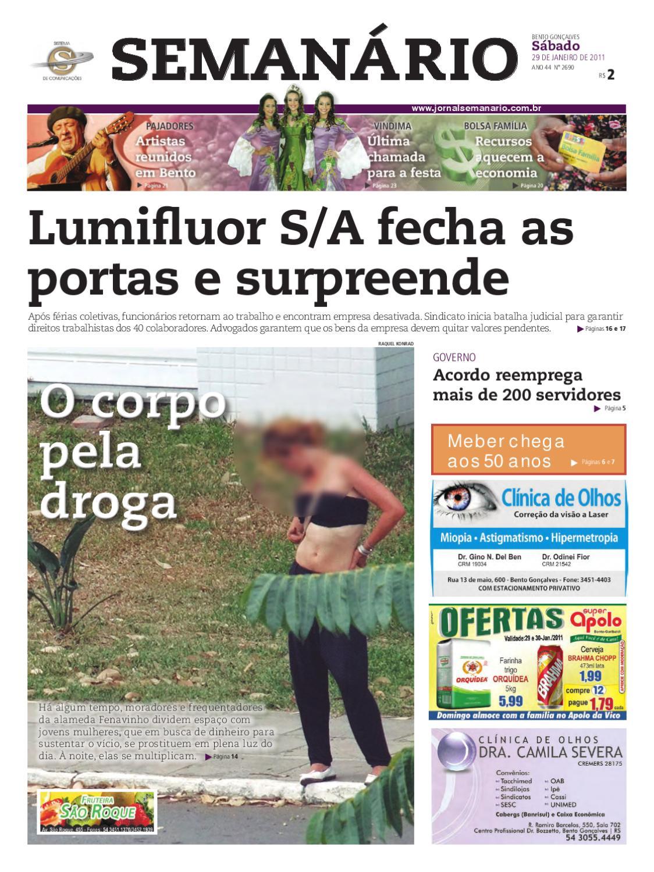 991a53644 29 01 2011 - JORNAL SEMANÁRIO by jornal semanario - issuu